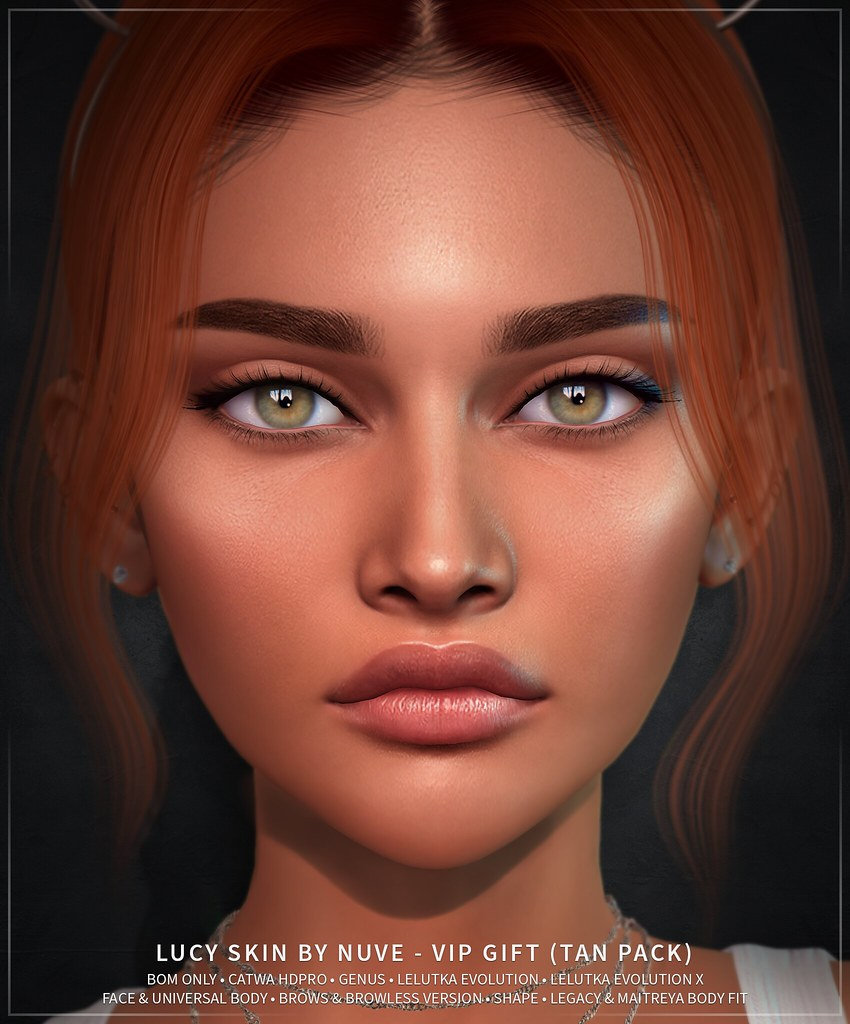Lucy skin – Nuve VIP gift