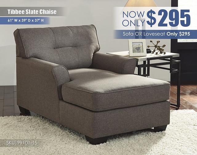 Tibbee Slate Chaise_99101-15