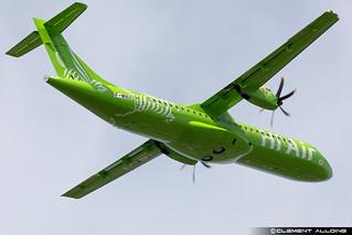 Hi Air ATR 72-500 (72-212A) cn 852 F-WNUI // HL5245