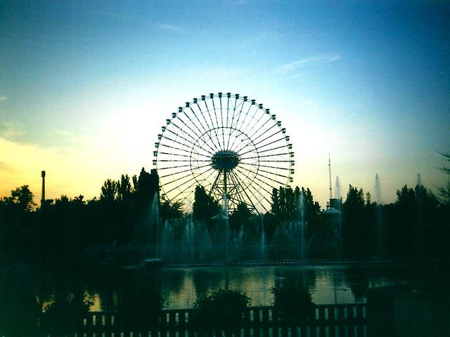 Ruota panoramica, 1995