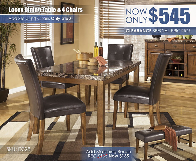 Lacey Dining Table & 4 Chairs_D328_Update