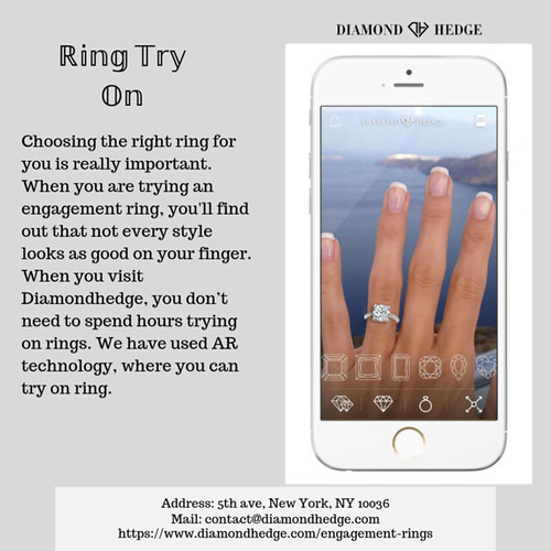 Ring Try On