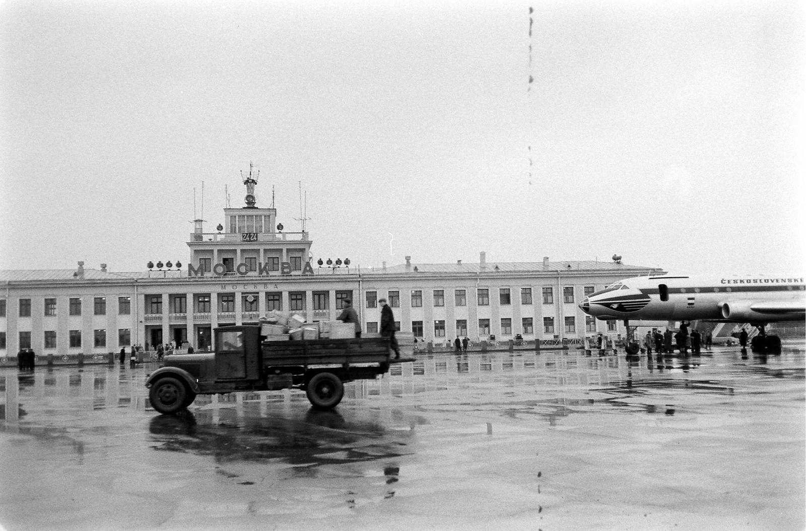 Аэропорт Внуково(3)