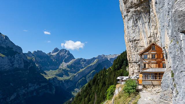 Fotoreise Schweiz - Alpstein