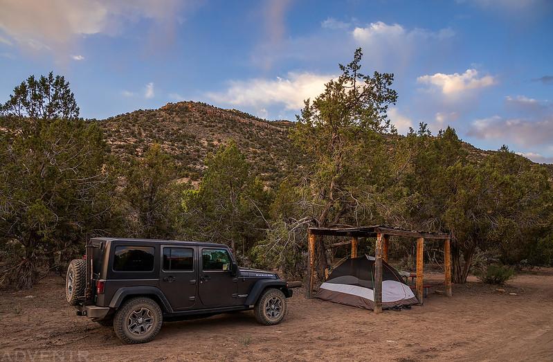 Mancos Canyon Camp