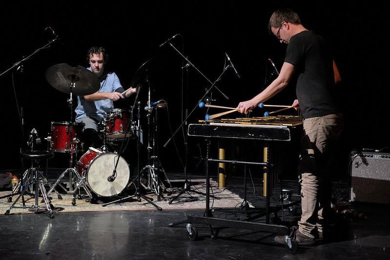 Spoje + Nate Wooley & Paul Lytton (09.11.2012)