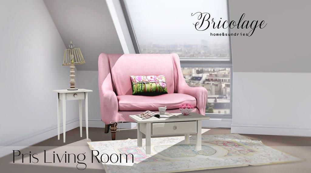 Pris Living Room