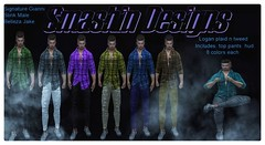 Logan outfit for men 3