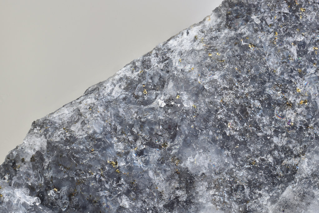 銀黒鉱 / Silver Ore