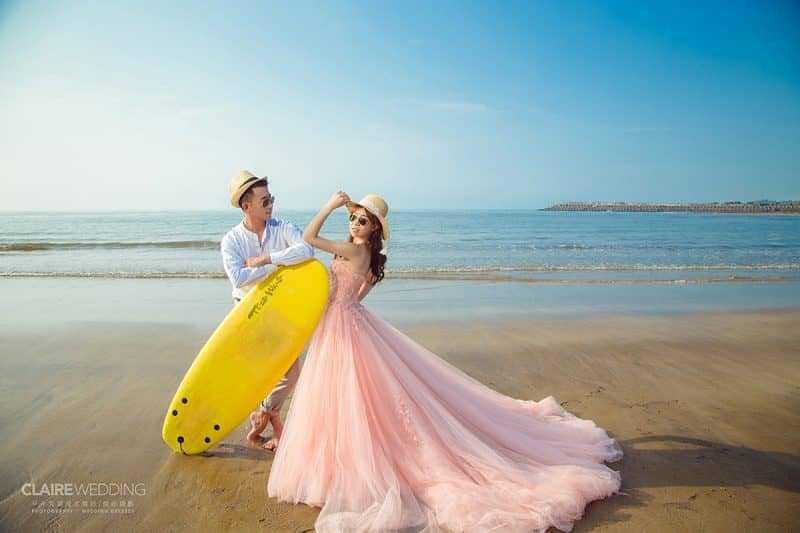 淡水婚紗景點