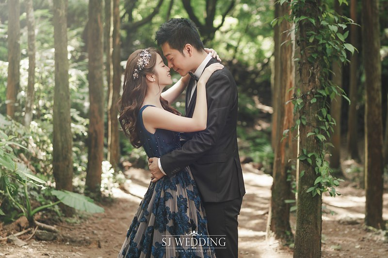 北部森林婚紗