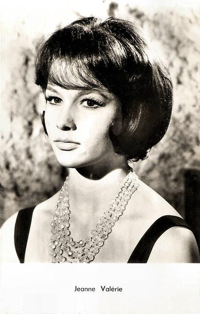 Jeanne Valérie in Le Jeu de la Vérité (1961)