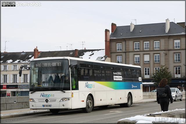 Mercedes-Benz Intouro – Keolis Atlantique / Aléop – Pays de la Loire n°103137