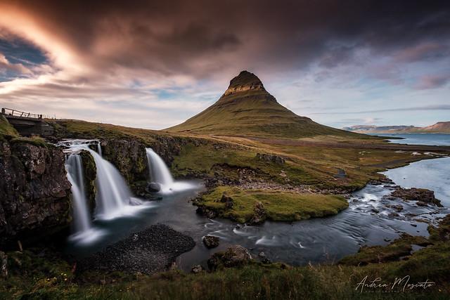 Kirkjufellsfoss (Iceland)