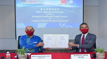 Malaysia healthcare enhances continuity of care for healthcare travellers from China