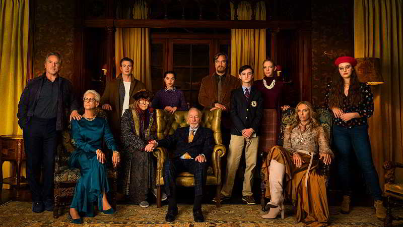 The Knives Out cast