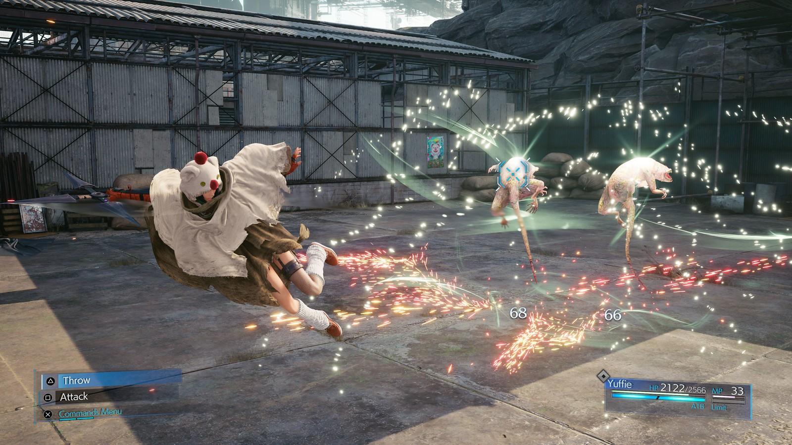 Final Fantasy 7 Intergrade - Episode Intermission