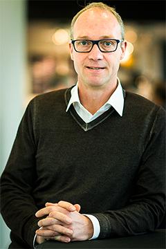 """We need to talk about an Energy Label for AI,"" says Jo De Boeck, EVP & CSO, imec. Photo: imec."