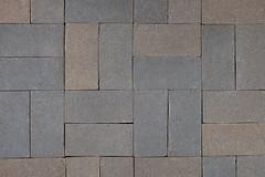 Ebony Black Paver Wire Cut Texture Brick Pavers