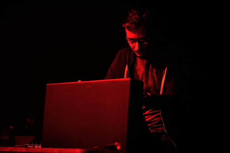 Ega + Foundling + Sound Sleep + Ekoplekz (03.10.2014)