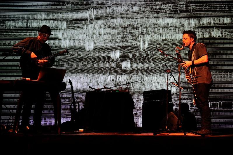 Elliott Sharp & Gareth Davis + Medusa's Bed (13.11.2014)
