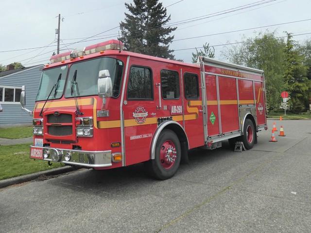 Seattle Fire Air 260