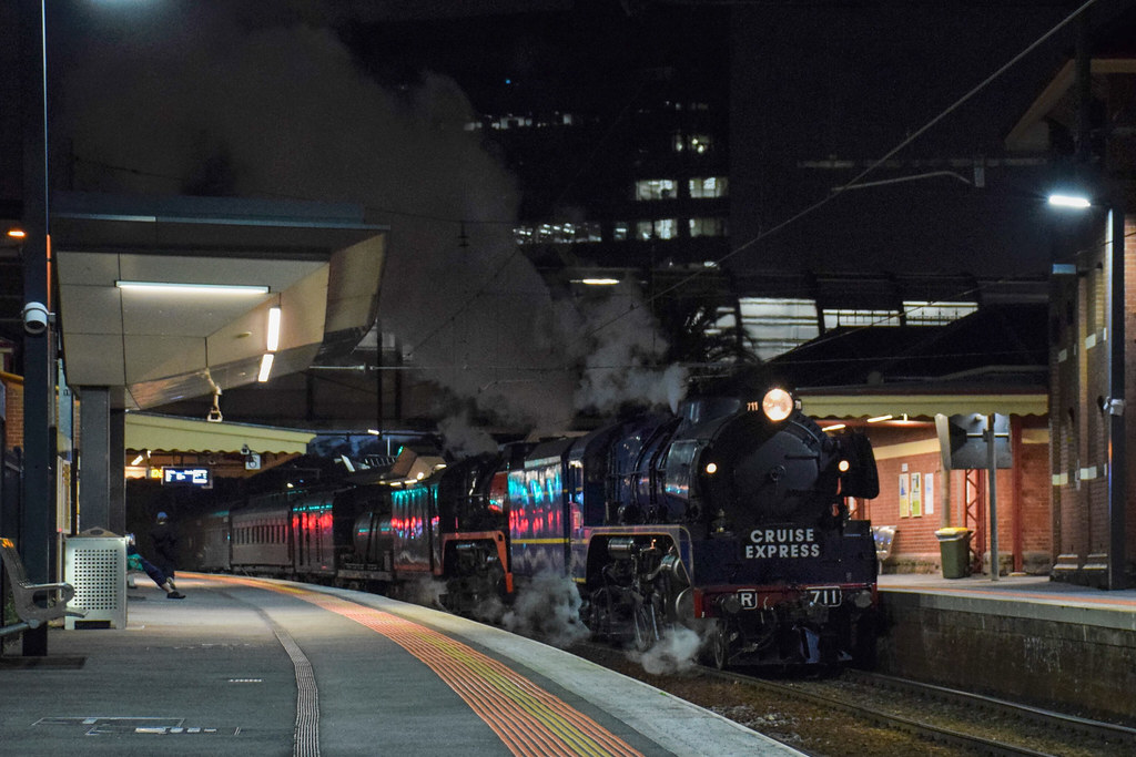Southern Steam Spectacular by Shawn Stutsel