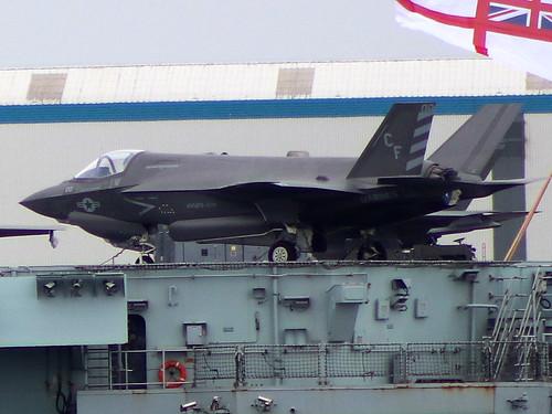 169620 CF-00 F-35B HMS QE R08 20-05-21