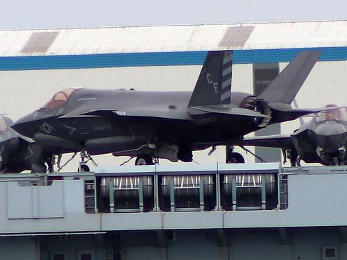 169608 CF-07 F-35B HMS QE R08 20-05-21
