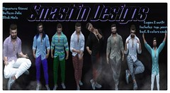 Logan Outfit for Men 2