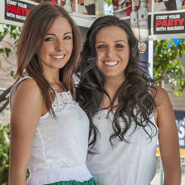 Cazadores Girls