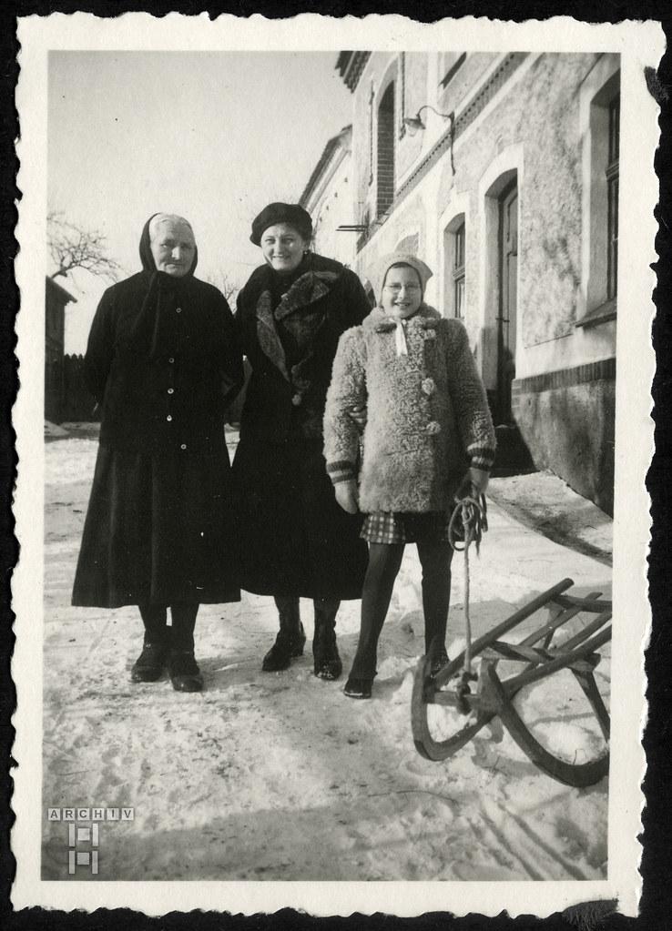 ArchivTappen233AAl3k874 Kindheit in Schlesien, 1930er