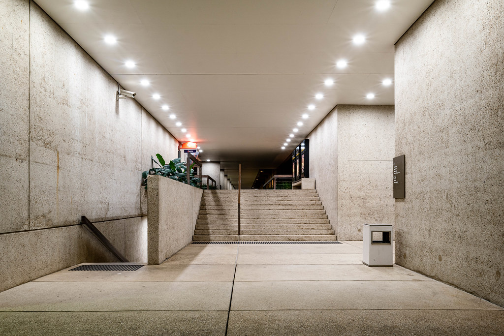 The Queensland Cultural Centre (Brisbane, Australia)