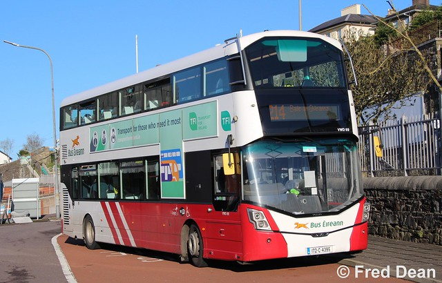 Bus Eireann VWD69 (172C6395).