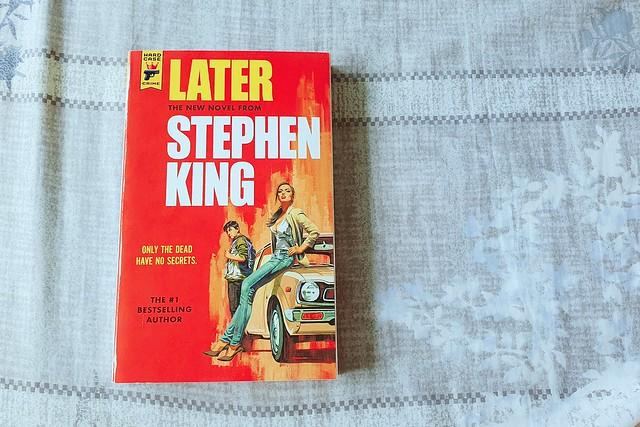 ViktoriaJean Fiction - Stephen King Later