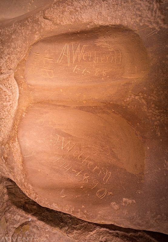 Wetherill Inscriptions