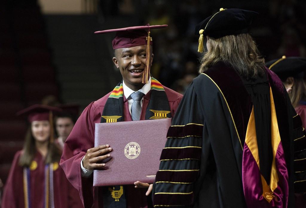 2021 Undergraduate Commencement