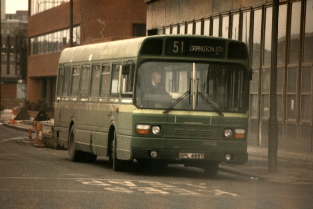 January 1987 Woolwich BPL489T