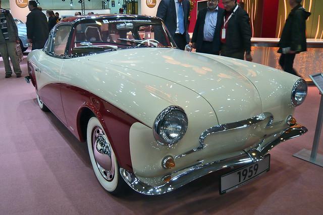 Rometsch Volkswagen Lawrence Coupé 1959 (1050777)