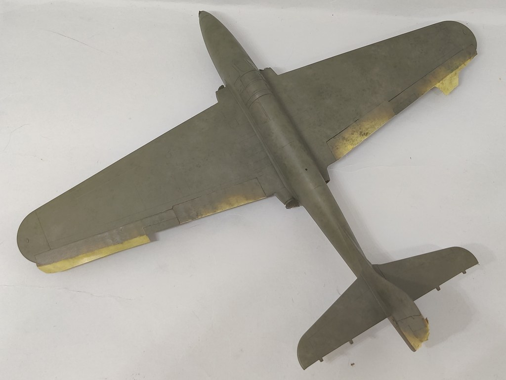 Bell YP-59 Airacomet (Hobbycraft 1:48) 51194725416_d742eaba1a_b