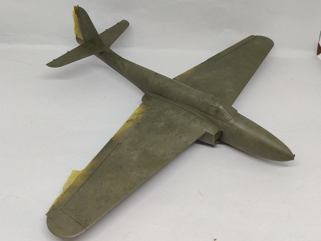 Bell YP-59 Airacomet (Hobbycraft 1:48) 51194725441_9bc62ebdc5_b