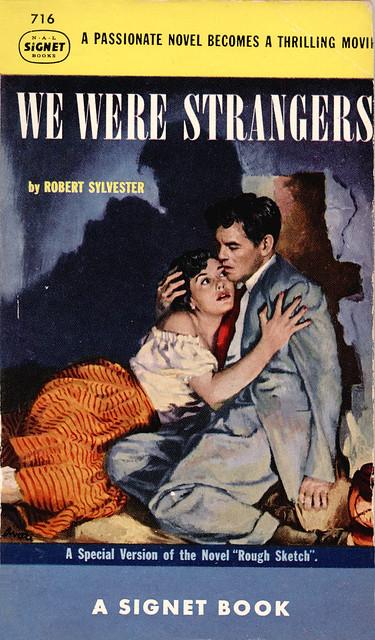 Signet 0716 - 1949 ~ James Avati ~ Movie Tie-in