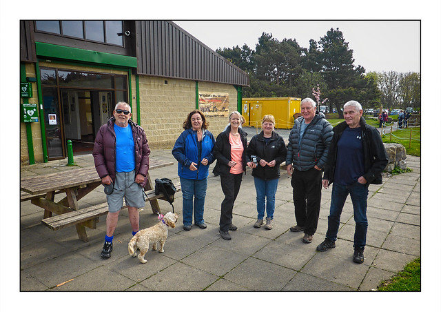 Druridge Bay To Hauxley Walk, Northumberland, UK - 2021.