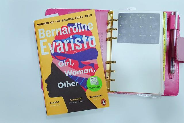 ViktoriaJean Fiction - Bernadine Evaristo Girl Woman Other