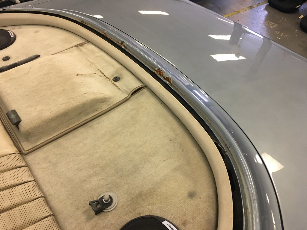 450SLC rear screen