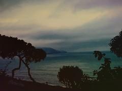 Vista al Mar desde San Isidro. - (Lima - Perú)