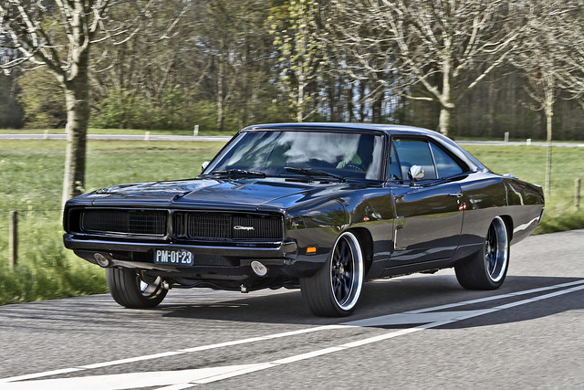 Dodge Charger 1969 (2477)