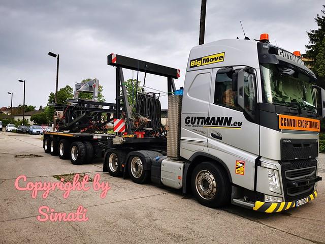 Gutmann Volvo FH 540 05/2021