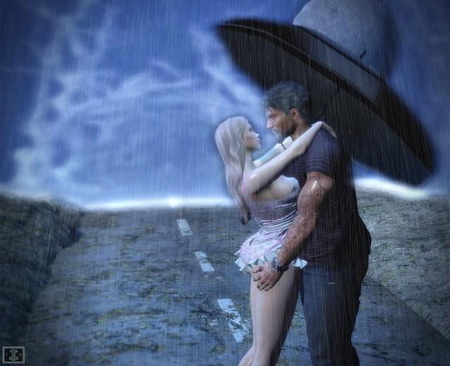 Here Comes The Rain