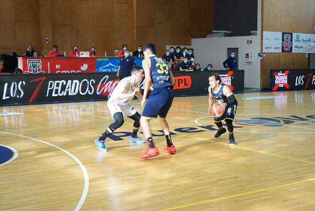 Semifinal Copa Chile: Colegio Los Leones vs UDEC